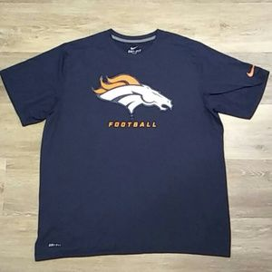 Nike NFL Denver Broncos Dri-Fit Shirt
